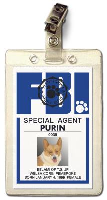 FBI CLUB SPECIAL AGENT ★PURIN★